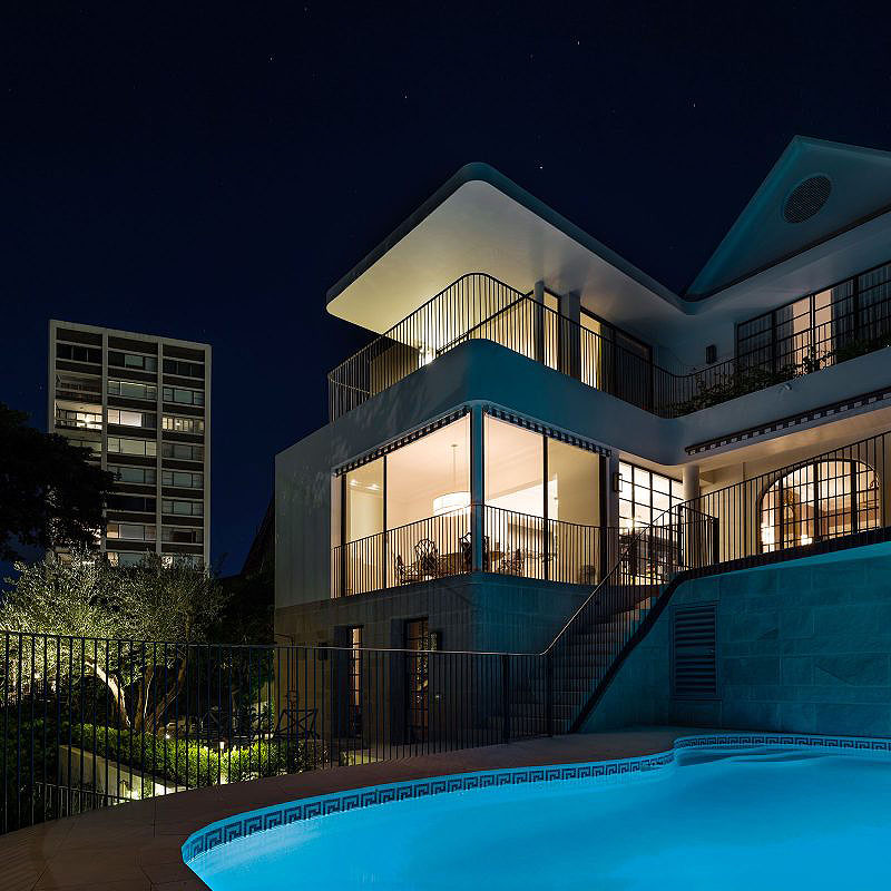 Darling Point House, by GNC Quality